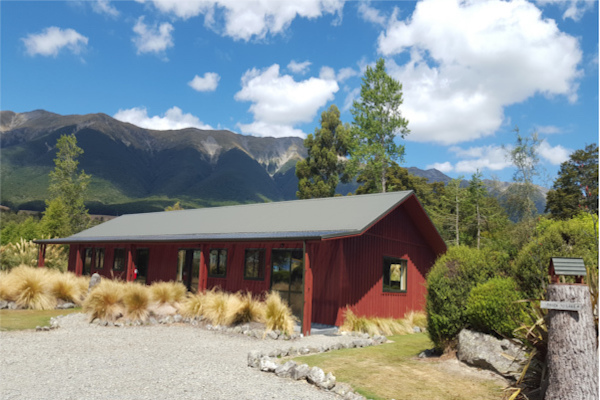 Nelson Lakes Accommodation