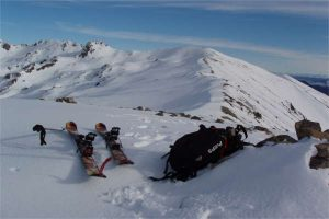Skiing and Ski Touring